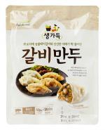 풀무원식품, '갈비만두' 출시