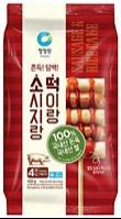 [한 눈에 보는 신상품] 대상 청정원, '소시지랑 떡이랑' 외(5월 17~23일)