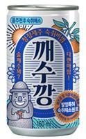 [신상품] 롯데칠성음료 '깨수깡'