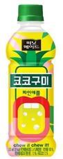 [신상품] 코카콜라 '코코구미 파인애플', KGC인삼공사 '홍삼 초콜릿', bhc치킨 '윙스타 시리즈'