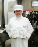 이달의 농촌융복합산업인에 김명신 쿠키아 대표