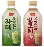 [신상품] 동원F&B '보성라떼', 빽다방 '긴페스츄리와플'