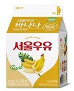 [신상품] 서울우유 '바나나 카톤 300', 코카콜라사 '스프라이트 익스트림'